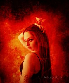 Portrait de la Dame by Kallaria.deviantart.com on @deviantART