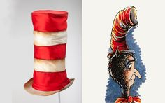 When children's author Ted Geisel - aka Dr Seuss - had a creative block he'd   simply reach for a hat. Horatia Harrod on the headwear that inspired   a genius.