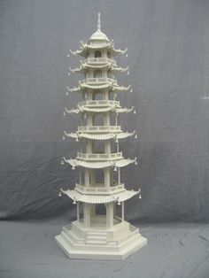 A Pagoda - Perfect place to cry when you have your heart broken.