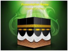 Kaaba Islam Powerpoint Template is one of the best PowerPoint templates by…