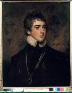 William Lamb, Second Viscount Melbourne (1779-1848) | Hoppner, 1796