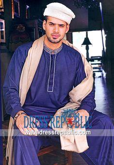 Style DRM1103, Product code: DRM1103, by www.dressrepublic.com - Keywords: Ramadan EID Dresses Saudi Arabia, Mens Kurta Shalwar Kameez Jeddah, Riyadh, Dammam