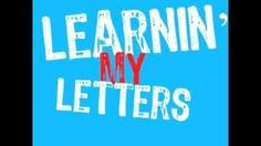 Learnin' My Letters! (ABC rap song for kids) I would use this for the first few weeks of the year as a song for morning meeting. This is an ABC rap, but does NOT doe letter sounds, just letter names. Letter Song, Alphabet Songs, Abc Songs, Kids Songs, Preschool Songs, Letter Activities, Kindergarten Literacy, Harry Kindergarten, School Videos