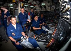 submarine interior - Google Search