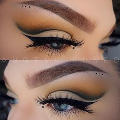 """This ultra glam look - http://47beauty.com/cosmeticcompanies/this-ultra-glam-look/ https://www.avon.com/?repid=16581277 Shop Avon & Save  This ultra glam look was created by @angela_cuneo with the help of our Schwing Liquid Liner! theBalm Cosmetics TheBalm Cosmetics boasts a complete line of makeup, skin care, hair care and nail polish. With a """"beauty in five minutes"""" philosophy, theBalm's multi-use, mega fabulous products have become its calling card,"""