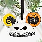 Jack's sweetheart will have the holiday décor sewn up with this soft Sally Plush Ornament. Inspired by <i>Tim Burton's The Nightmare Before Christmas</i>, this colorful little Sally plush looks frightfully cute.