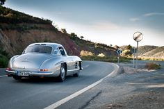 60 years of the Mercedes-Benz SL - Driving event @ Marbella, Spain.