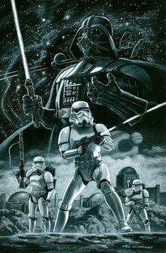 Star Wars: Darth Vader - Star Wars Girls Ideas of Star Wars Girls - Star Wars: Darth Vader Star Wars Wallpaper, Star Wars Images, Star Wars Universe, Art, Star Wars Poster, Stars, Star Wars Galaxies