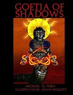Goetia of Shadows 8X11 Color Edition