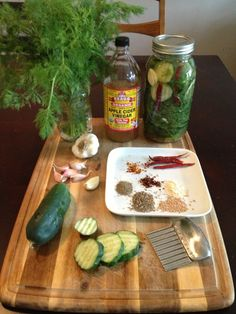 spicy dill pickles, no sodium