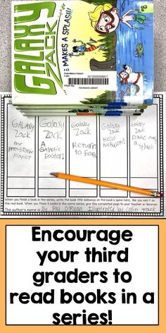 Reading Challenge For Third Grade Chapter Book Series