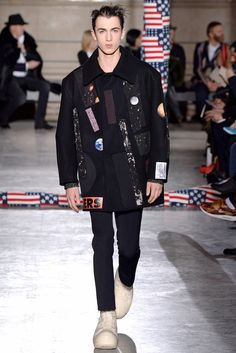 Raf Simons Fall 2014 Menswear - Collection - Gallery - Style.com