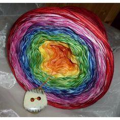 Yarn Expression Fiber Arts, Hedgehog Fibres, Yarn Storage, Work Bags, Yarn Projects, Hand Dyed Yarn, Crochet Yarn, Beautiful Hands, Bunt