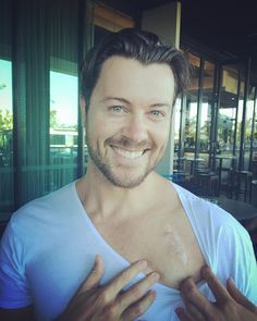"Dan Feuerriegel - ""Pacemaker checked & working perfectly ☺️ 5 years since my last operation & only 50% battery used .. This ain't no Apple product hehe #CongenitalHeartBlock…"""