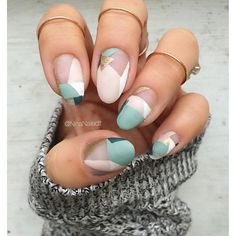 Geometric Nails, ninanailedit