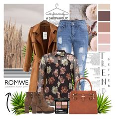 """""""Romwe 7"""" by emina-turic ❤ liked on Polyvore featuring Chicnova Fashion and Gucci"""
