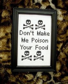 How To Cross Stitch : Image 1 of 1