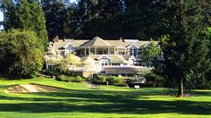 "Meadowood Napa Valley (Napa Valley, CA). ""A sprawling estate set on 250 forested acres just outside the town of St. Helena, this peaceful California retreat enjoys easy access to some of Napa's most vaunted wineries. While the presence of a nine-hole golf course, seven tennis courts, private spa, and croquet lawns could give the resort a country club feel, the vibe here is refreshingly relaxed, low-key, and unpretentious."""