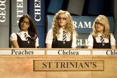 Quiz: Are you smart enough to pass the grammar school test? St Trinians, Tamsin Egerton, Musical Film, Baby Driver, Grammar School, Skill Training, Mean Girls, Hollywood Stars, Saints