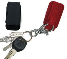 Keychain Case Pouch Keyring for Fitbit Flex / Fitbit One