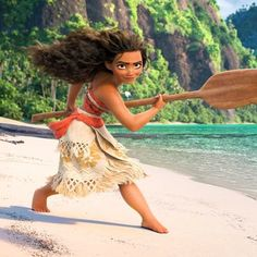 Disney is constantly one-upping itself when it comes to fun, visually stunning animated films that both kids and their parents can fully enjoy. The latest entry to the ever-growing Disney pantheon is Moana, a film about a young girl in ancient Oceani