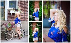 central illinois senior photographer