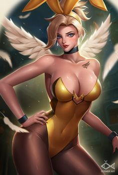 Bunny Mercy