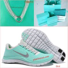 new style 89b03 64a39 Nike Free 3.0 V4 Tiffany Blue - Imwould really like to own these! Roshe Run