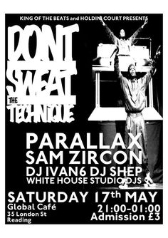 A little warm-up show we've got going on in #RDG ahead of one 6 days later in London.. Global Cafe 17th May