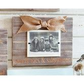 Found it at Wayfair - Sandy Toes Picture Frame