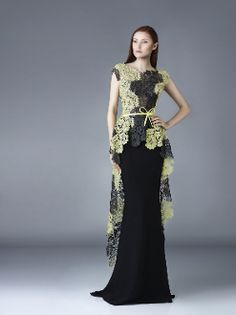 46c6ee0a42 Beside Couture by Gemy Maalouf Cap Sleeve Evening Gown BC 1190 Bride Dresses