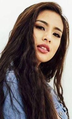 Gabbi Garcia, World Most Beautiful Woman, Nike Wallpaper, Sanya, Tumblr Girls, Beautiful Celebrities, Dark Hair, Pretty Face, Asian Beauty