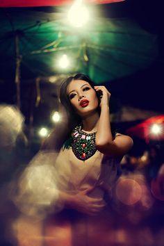 30 Colorful and Creative Fashion Photography examples by Simona Smrckova