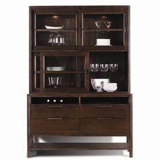 Charmant Hutch Buffet Cabinet