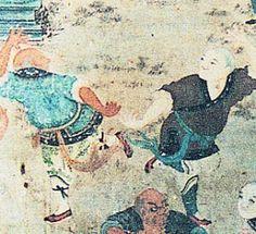 Pakua (Bagua) 2 man set