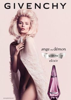 Givenchy - Givenchy Ange ou Demon Le Secret Fragrance Contract 2012 (F/W 12)