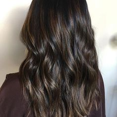 Chocolate all day. Color by @donnaatosalon  #hair #hairenvy #haircolor #hairstyles #brunette #newandnow #inspiration #maneinterest