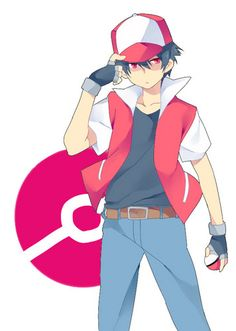 Reddo - red-pokemon Photo
