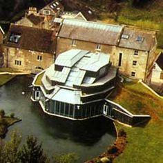 Peter Gabriel's Real World Studios 5