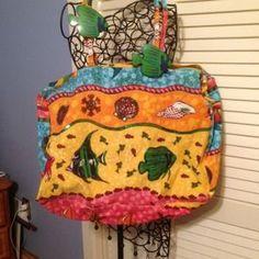 Handbags - Colorful and fun Beach Bag