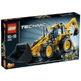 LEGO Technic 8069 - Baggerlader
