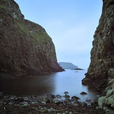 Dunseverick Cliffs, Northern Ireland