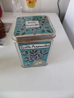 Boîte aromates