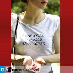 Our friend <3 with Abnormal Dreams Tee  www.coreterno.com