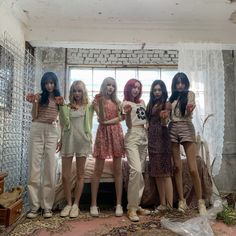 Sirens, South Korean Girls, Korean Girl Groups, Gfriend Album, Cloud Dancer, Epic Story, G Friend, Twitter Update, Kpop Girls