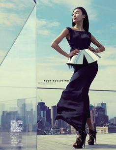 Shu Pei   Vogue China