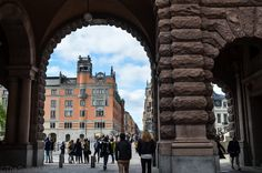Stockholm: Gamla Stan, The Old Town