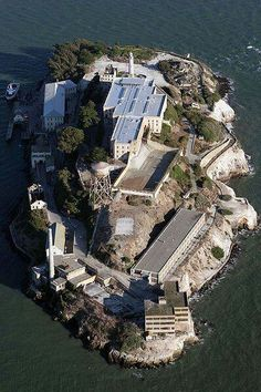 alcatraz - been there. I love this photo though