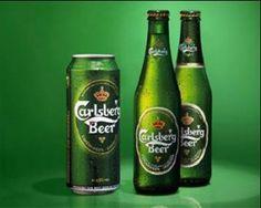 Carlsberg Beer. 400 dlls.