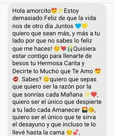 Boyfriend Quotes, Boyfriend Gifts, Love In Spanish, Marriage Anniversary Quotes, Loreal Eyeliner, Cute Love Memes, Love Text, Love Phrases, Sad Love